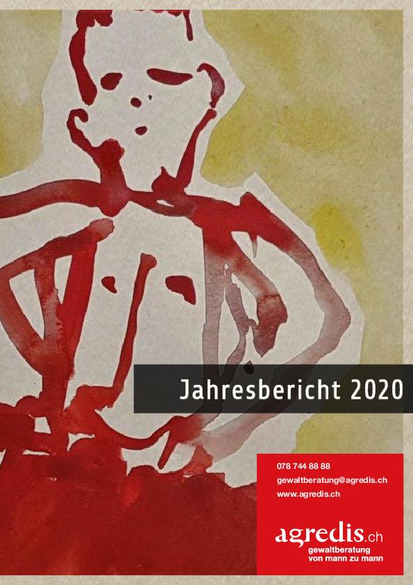 Titelblatt Jahresbericht 2020